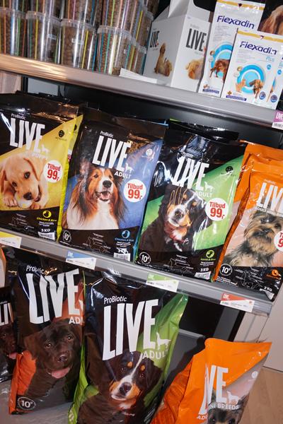 ProBiotic LIVE er unikt på det danske marked og SUPER til alle hunde - høj kvalitet, også til allergi-hunden